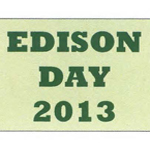 Special event, Edison Day - June 1, 2013.