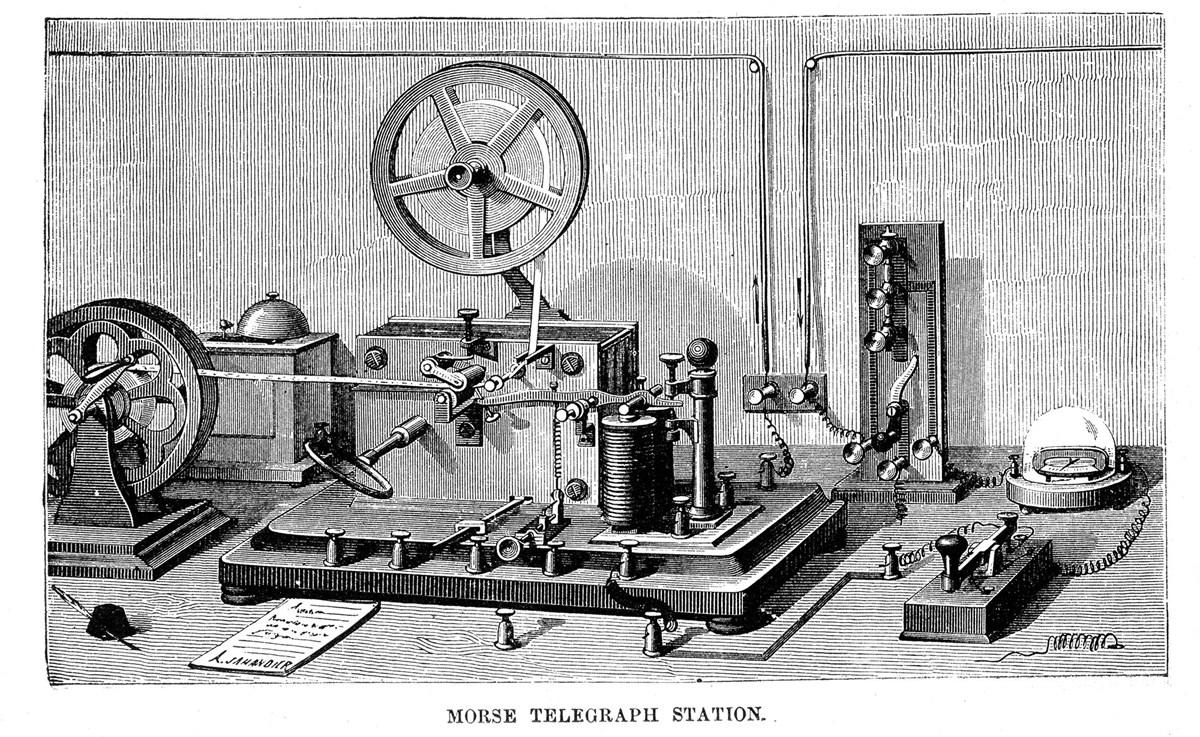 Origins of Sound Recording: Thomas Edison - Thomas Edison National ... for Thomas Edison Telegraph  75tgx