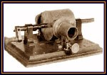 The first phonograph - 1879.