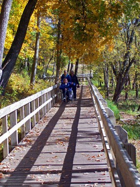 Yellow River Boardwalk Trail