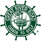 Mississippi River Parkway Commission's Great River Road Sign