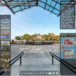 Introductory Screen of Virtual Tour