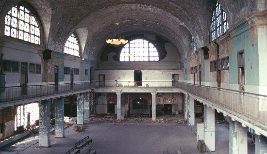 Silent Voices A Landmark Restored Ellis Island Part Of
