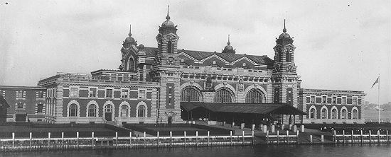 Image result for photo of ellis island circa 1910