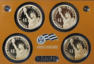 Commemorative coins featuring the Statue of Liberty c. 2008