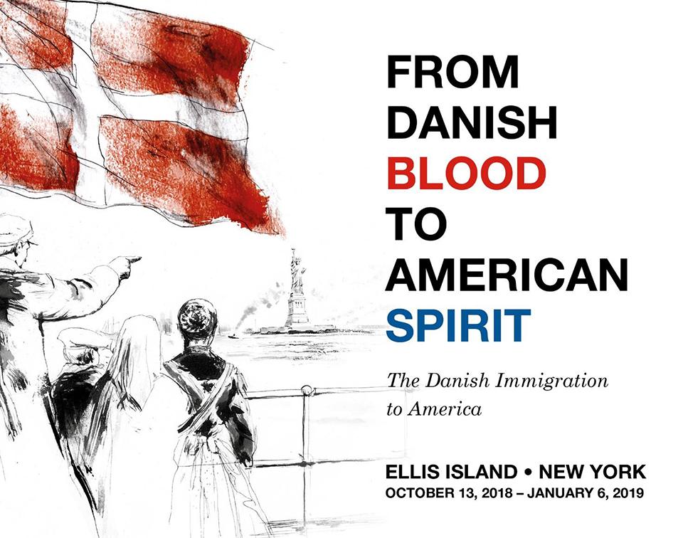 From Danish Blood to American Spirit - Ellis Island Part of