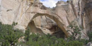 La Ventana is one of the most spectacular natural arches found in New Mexico.