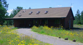 The Information Center on Highway 53