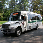 The Roosevelt Ride Shuttle Bus