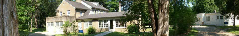 Eleanor Roosevelt's Val-Kill Cottage and Playhouse