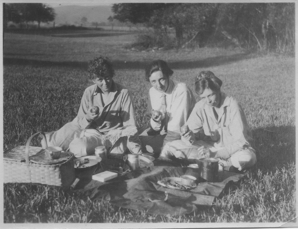 Marion Dickerman, Nancy Cook and Eleanor Roosevelt