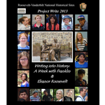 Writing, history, and fun converged this summer in PROJECT WRITE.