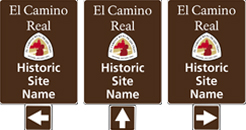 Historic Site Name banner