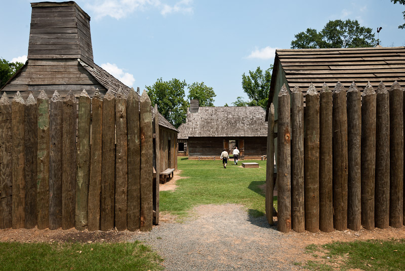 Fort Saint Jean Baptiste State Historic Site