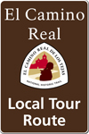 ELTE Local Tour Route sign