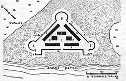 Nps ethnography african american heritage ethnography for Jamestown colony coloring pages