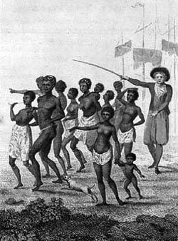 describe the slave trade and the character of early african american slavery The first two centuries of slavery in north america  blacks in virginia in 1619  and the rise of the cotton kingdom in the early 19th  slavery and race did not  have a fixed character that endured for  although berlin maintains that any  person of african origin who arrived as cargo on a slave-trading ship.