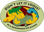 Don't Let it Loose - Be A Responsible Pet Owner