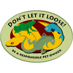 Don't Let It Loose Curriculum Guide Logo