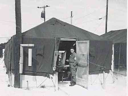 Tent City Nike Missile Base