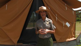 Student becomes ranger