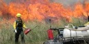 Prescribed Fire in Everglades National Park