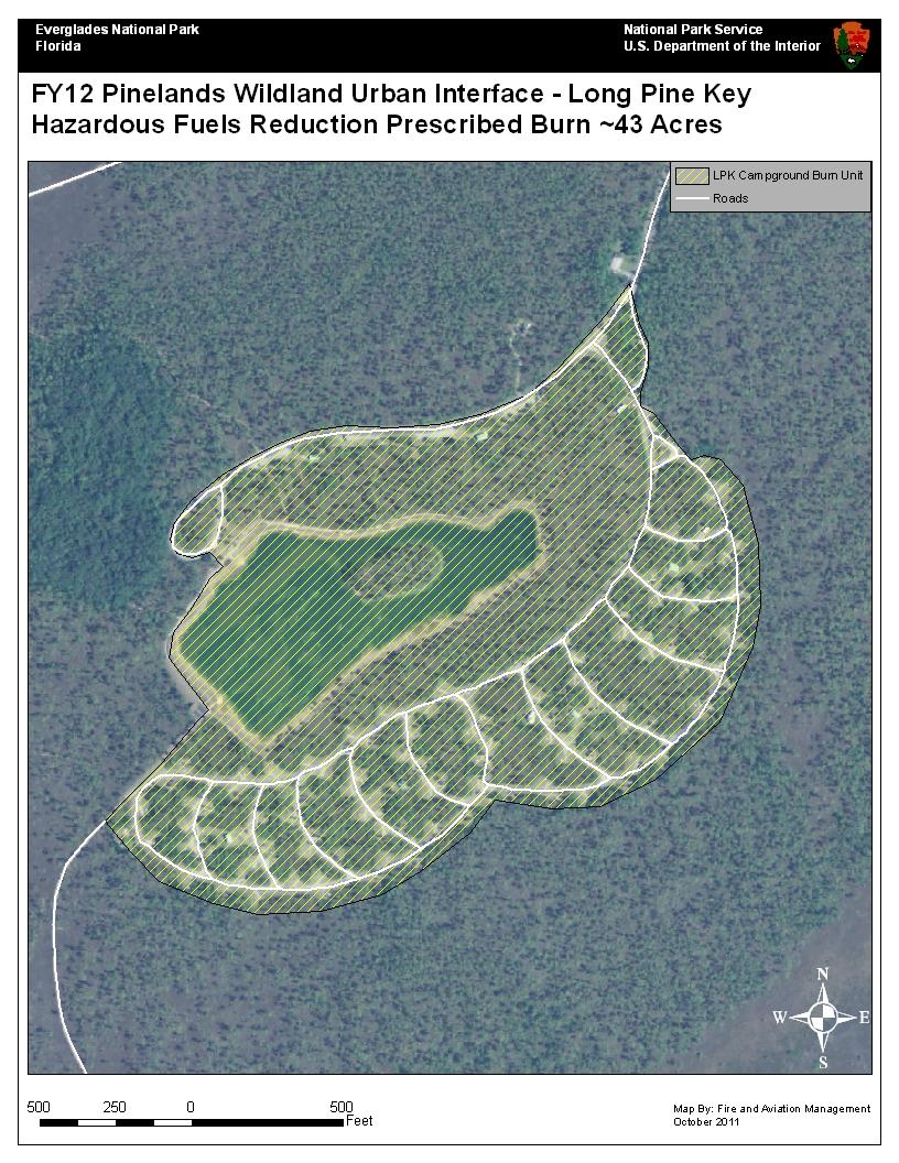 Map Of Florida Roads.Current Fire Activity Everglades National Park U S National Park