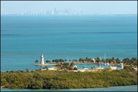 Boca Chita Key in Biscayne National Park