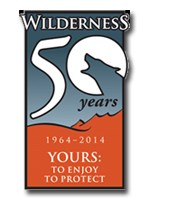50th Anniversary Wilderness Logo