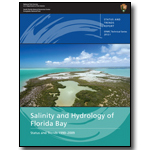 Salinity and Hydrology of Florida Bay report cover