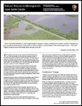 Thumbnail of Cape Sable Canals Fact Sheet