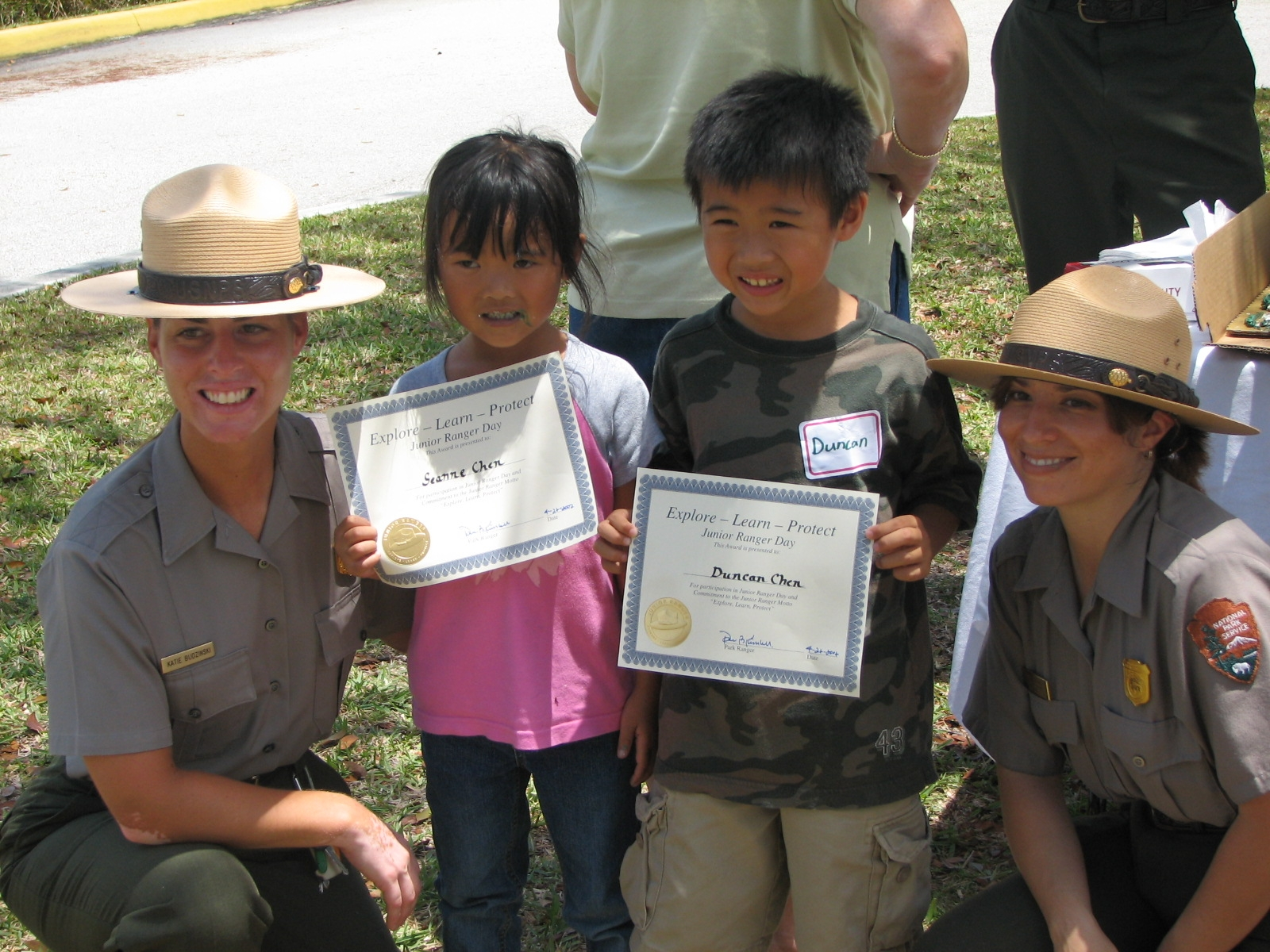 Junior Ranger Day