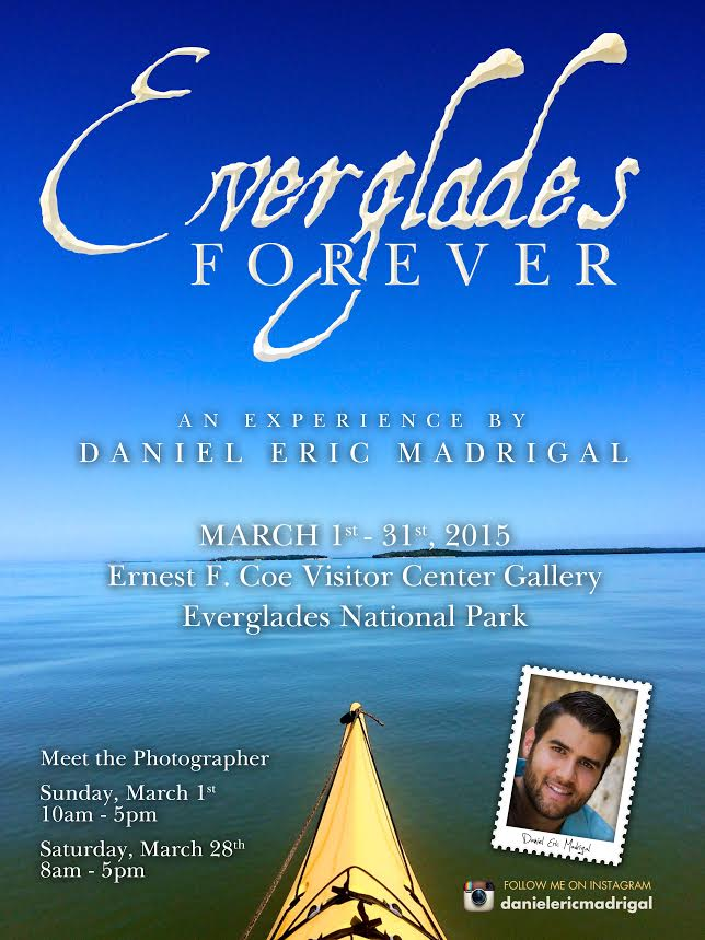Everglades National Park Hosts an Exhibition by Photographer Daniel Eric Madrigal