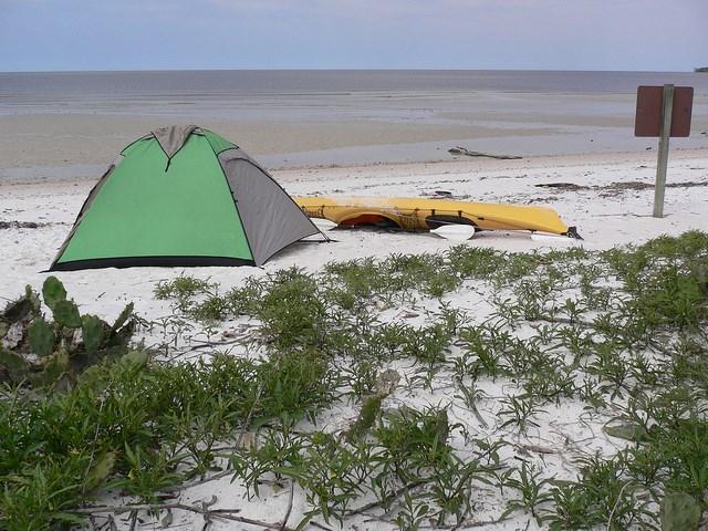 Backcountry Camping - Everglades National Park (U S