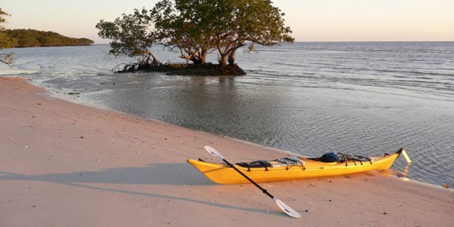 Everglades National Park Everglades City Canoe Launch