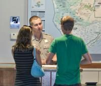 Click for directions to Ernest Coe Visitor Center