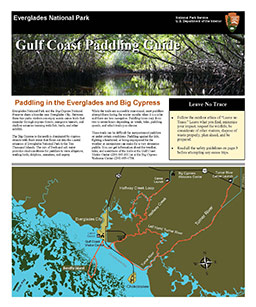 Gulf Coast Paddling guide