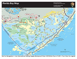 Florida Bay map