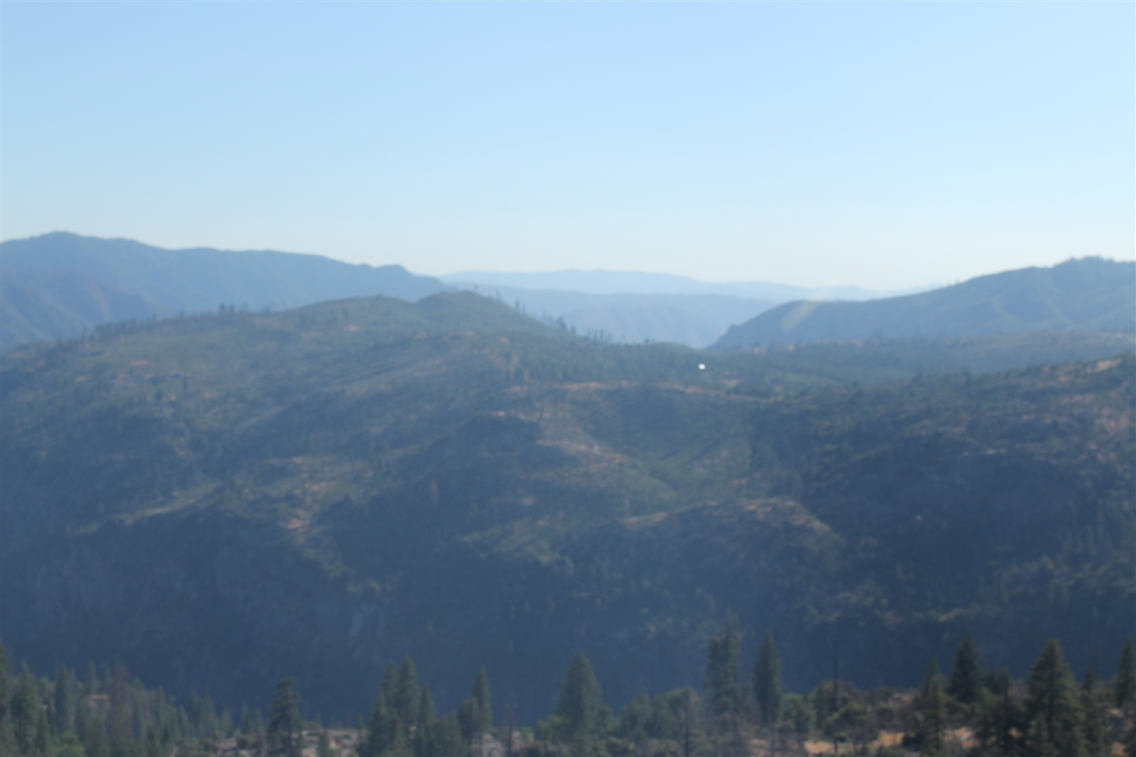 Turtleback Dome Webcam and Air Quality Station