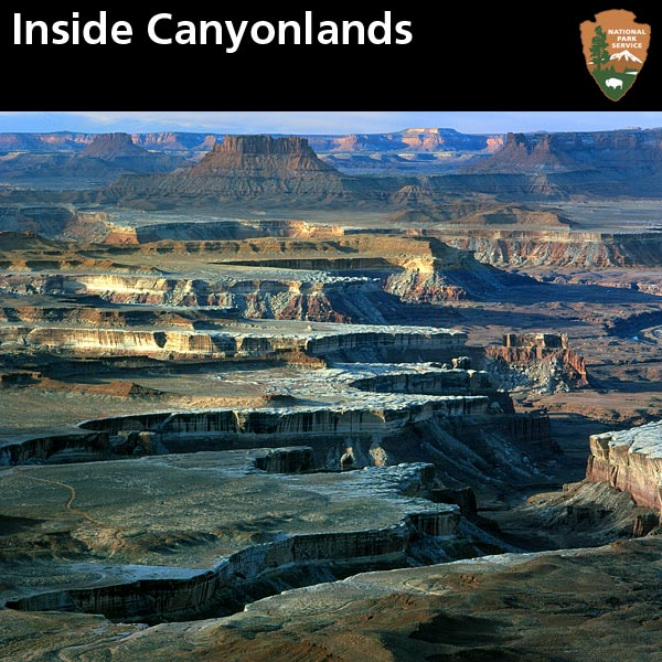 Inside Canyonlands