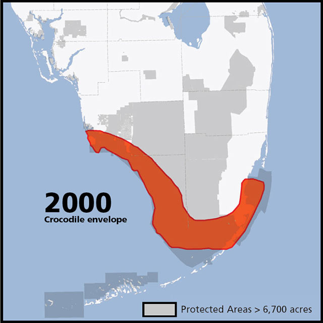 Climate Change Florida Map.Mangroves To The Rescue