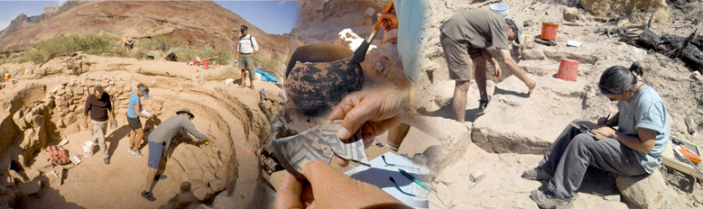 Grand Canyon River Archaeology  Introduction