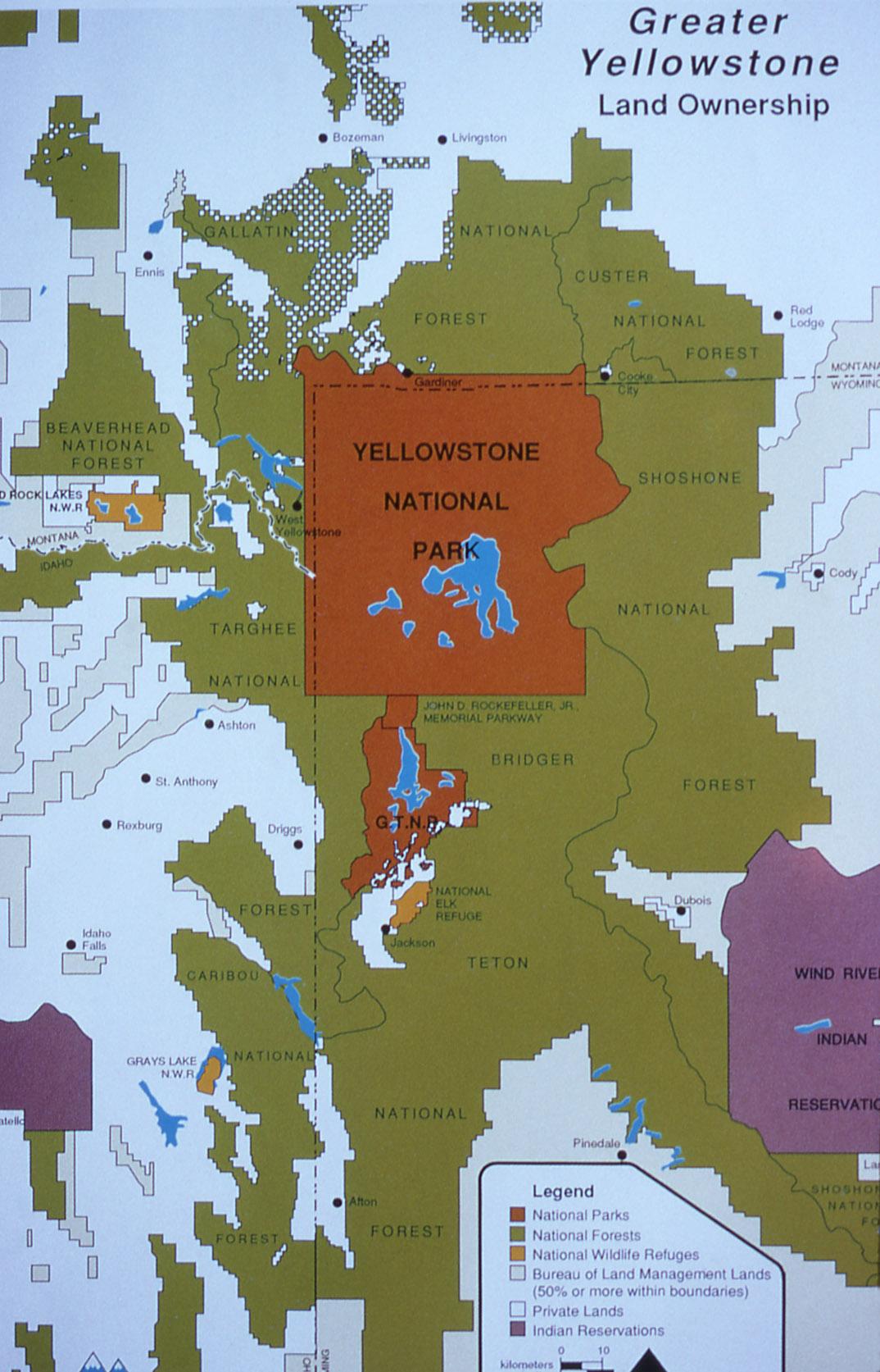 Yellowstone S