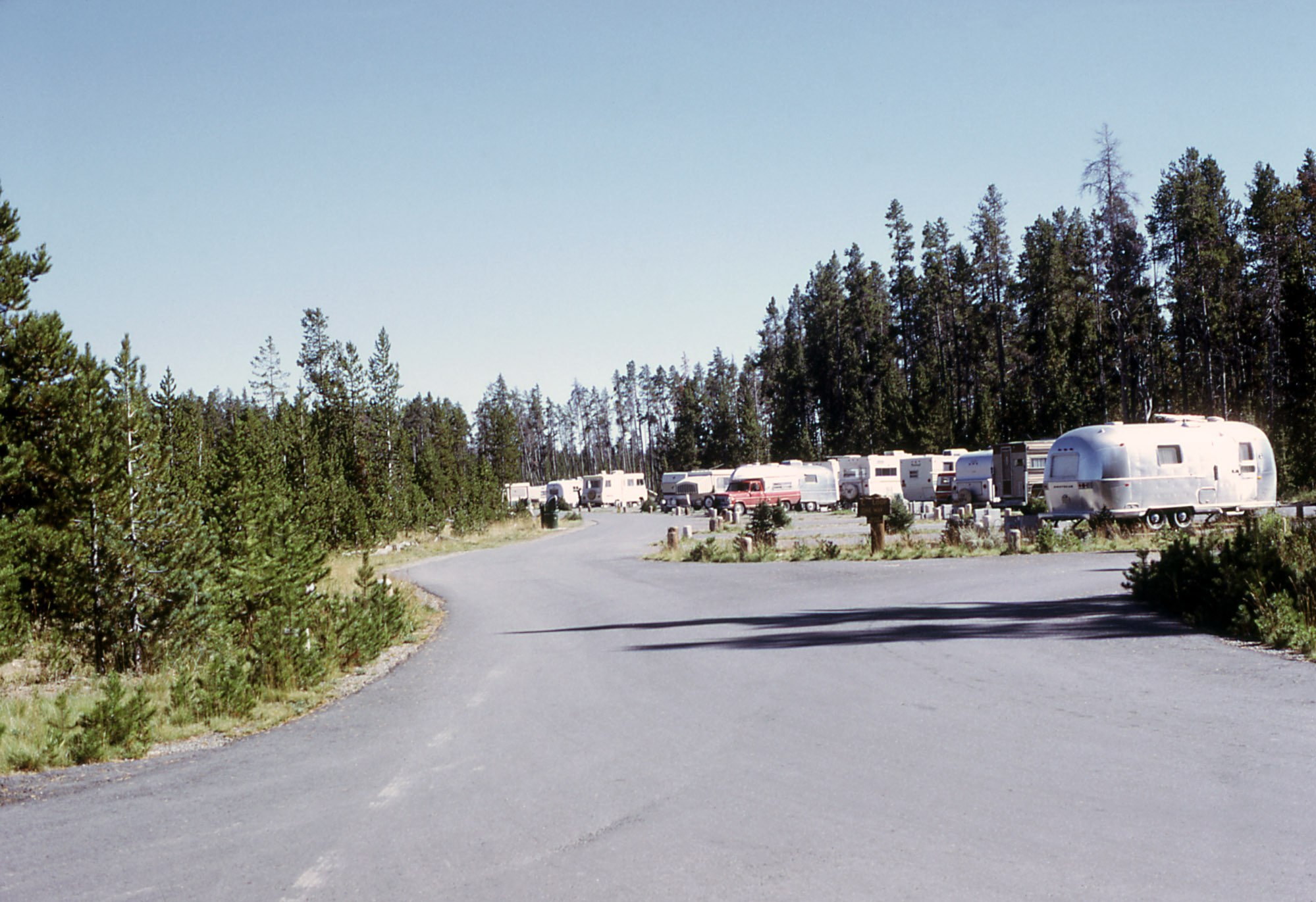 Yellowstone 39 s photo collection for Fishing bridge rv park