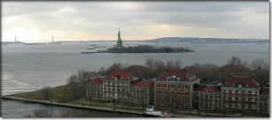 Ellis and Liberty Islands