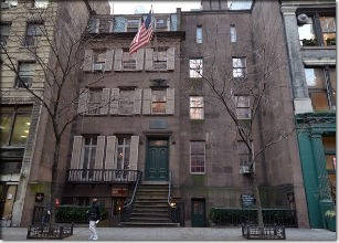 Exterior of Theodore Roosevelt Birthplace