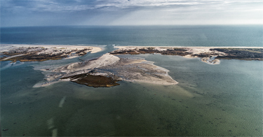 Old Inlet After Hurricane Sandy