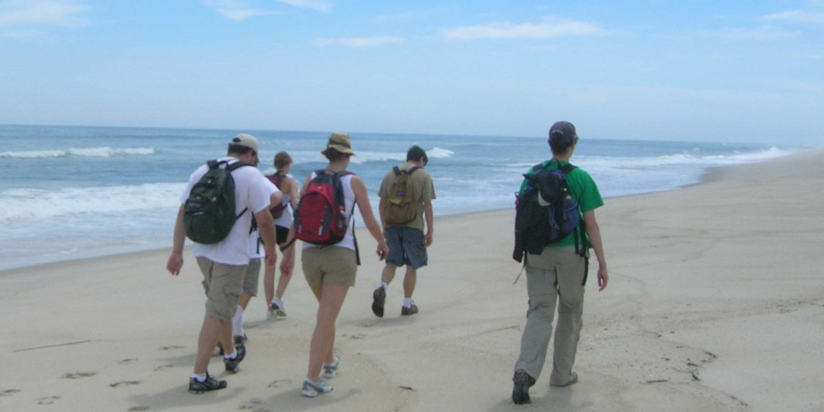 Discover the beauty of the Seashore on the Fire Island Trek
