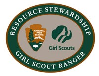 Girl Scout Ranger patch