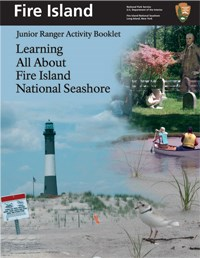 Learning All About Fire Island National Seashore Junior Ranger Activity Booklet